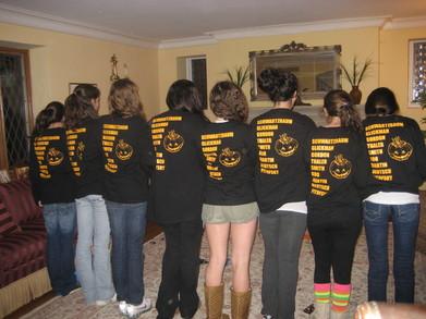 Halloween 2007 T-Shirt Photo