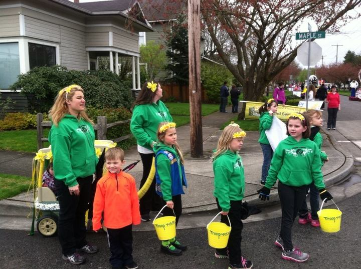 2014 Daffodil Parade T-Shirt Photo