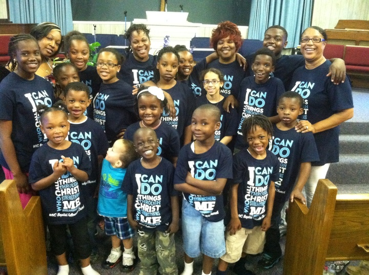 Youth Explosion .. Wnc Baptist Fellowship Church T-Shirt Photo