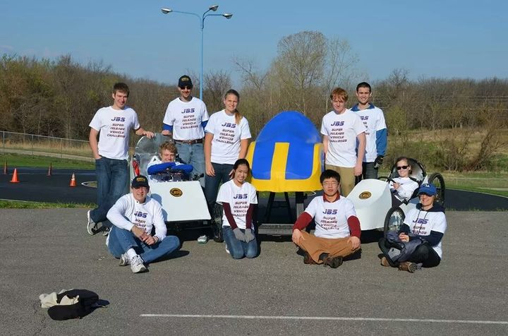Super Mileage Cars! T-Shirt Photo