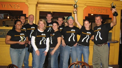 Calkain Race Team T-Shirt Photo