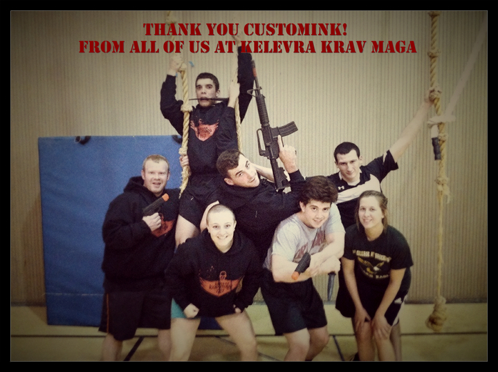 Kelevra Krav Maga Family And Our Awesome Hoodies  T-Shirt Photo