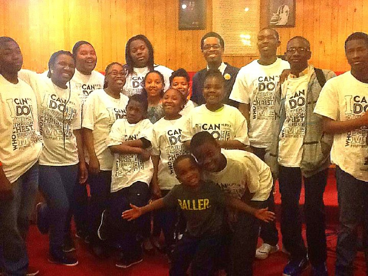 Good Friday Youth Extravaganza 2014 T-Shirt Photo