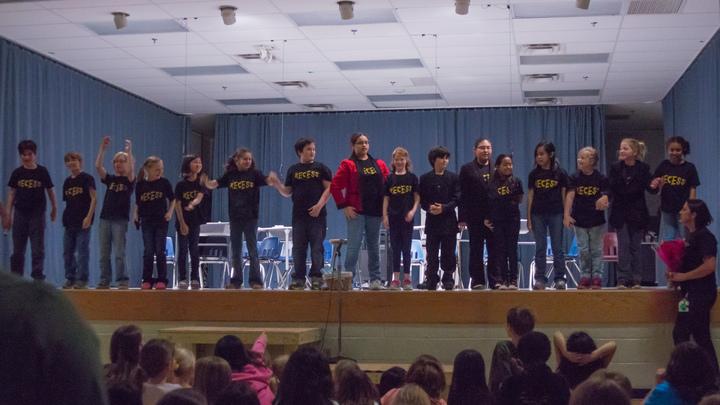 Woodburn Drama Club Presents Recess T-Shirt Photo
