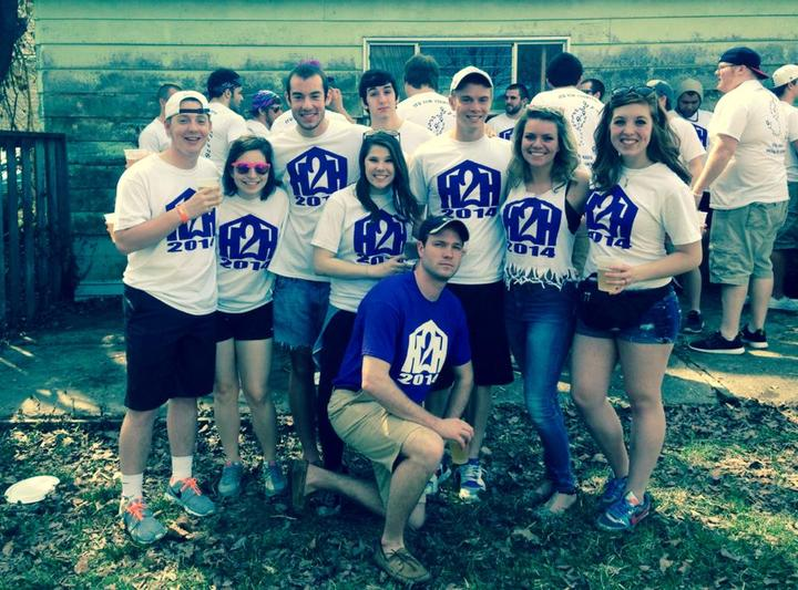 House To House '14 T-Shirt Photo