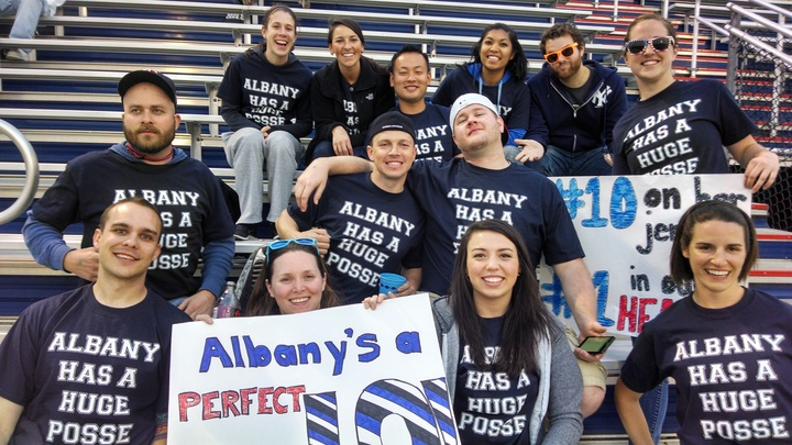 Albany's Posse T-Shirt Photo
