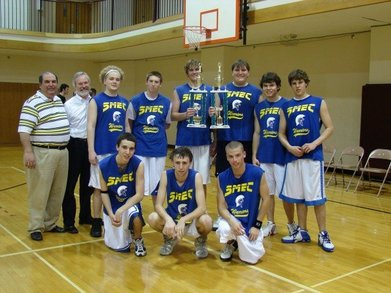 Smec Warriors Wrbc 07 Varsity League And Tourney Champs!! T-Shirt Photo