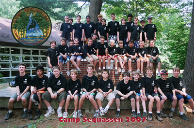Troop 431 Ridgefield, Ct T-Shirt Photo