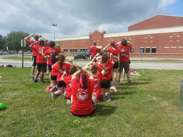 Victorious In Battle T-Shirt Photo