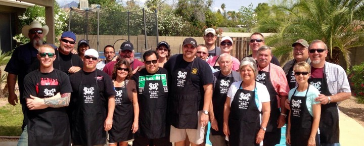 Lnb Bbq Class Spring 2014 T-Shirt Photo