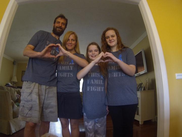 Team Lisa T-Shirt Photo