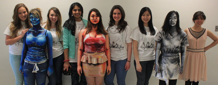 Ap Studio Art Students  T-Shirt Photo