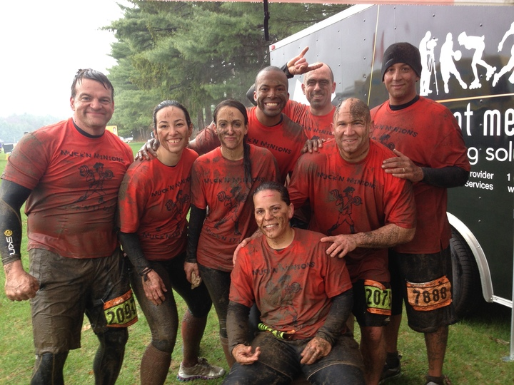 Muckfest 2014 T-Shirt Photo