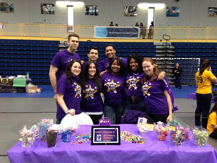 Dsp Pi Phi Relay For Life T-Shirt Photo