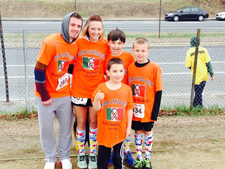 Raising Money For Autism Awareness T-Shirt Photo