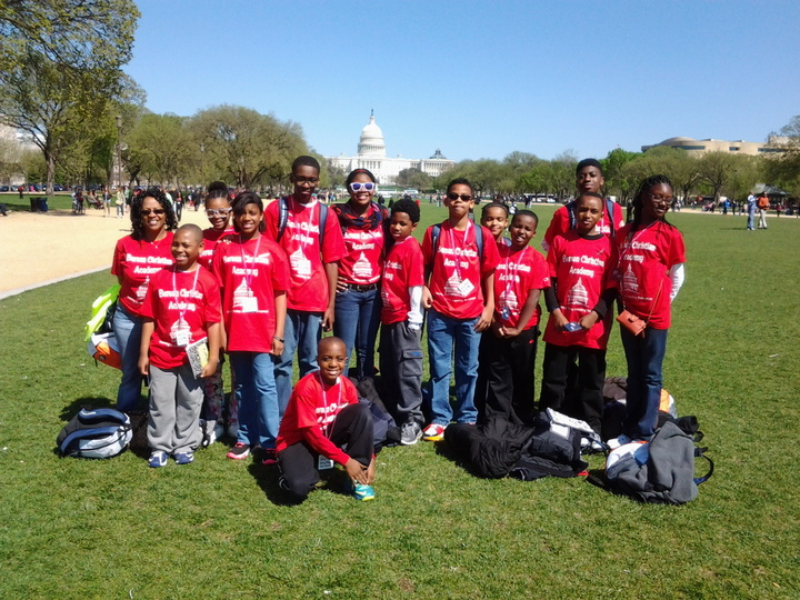 On Tour In Our Nation's Capitol #Dc14 T-Shirt Photo