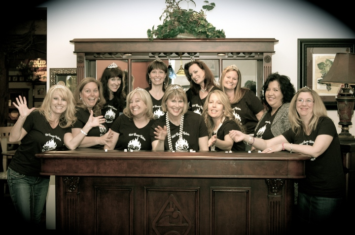 Hot Bunco Babes Of Frederick T-Shirt Photo