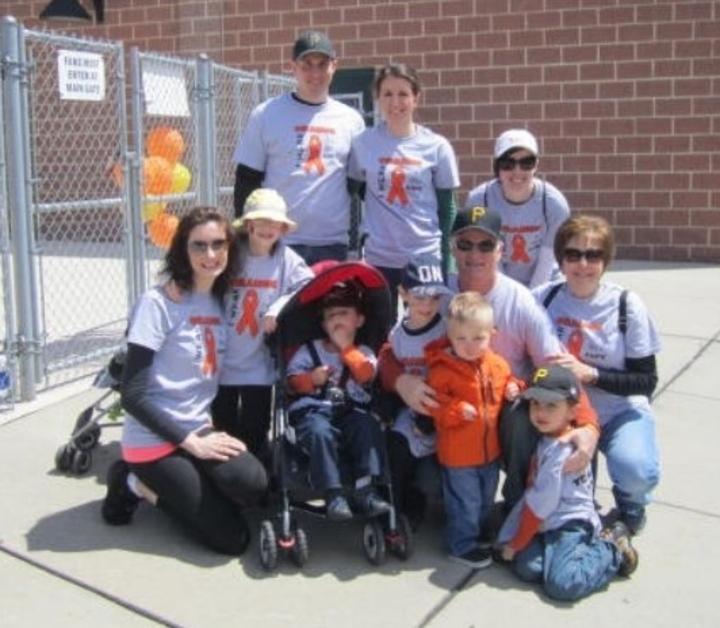 Walk Ms 2014 T-Shirt Photo