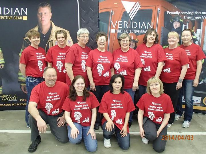 Veridian Weight Loss Challenge T-Shirt Photo