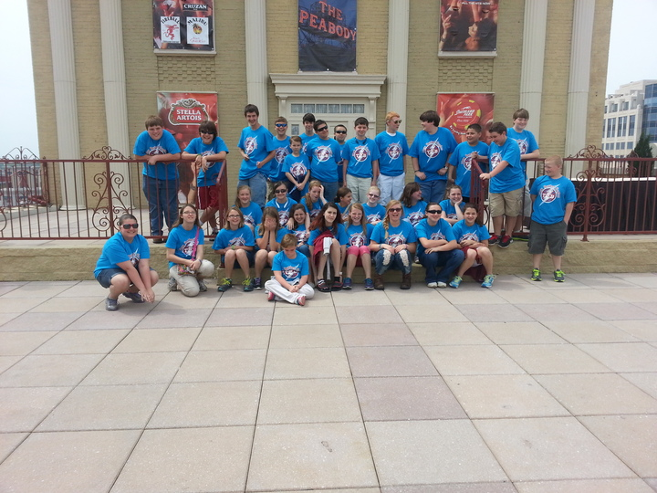 Nbes Eagles Fly To Memphis! T-Shirt Photo