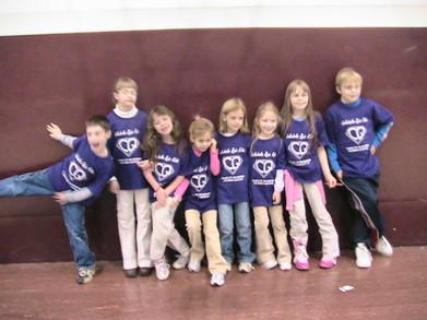 Lakeholm Children's Bible Quiz Team T-Shirt Photo
