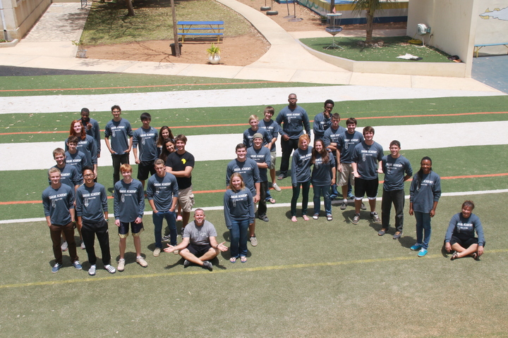 Dakar Academy Senior Class 2014 T-Shirt Photo