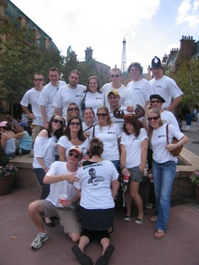 Food And Wine Festival 2007 T-Shirt Photo