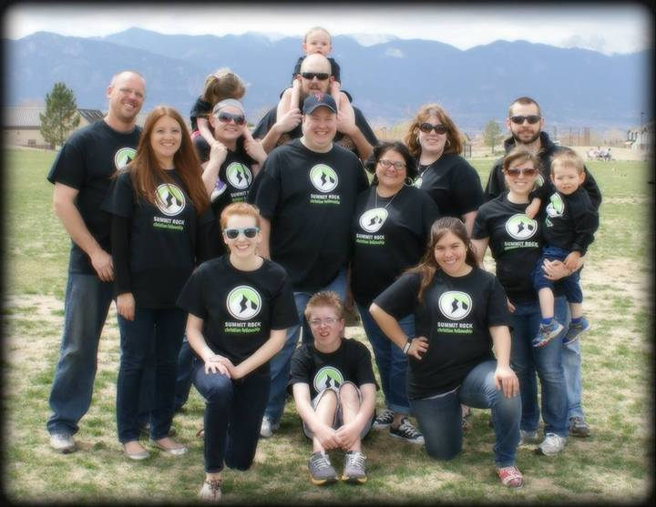 Srcf Serving Our Community! T-Shirt Photo