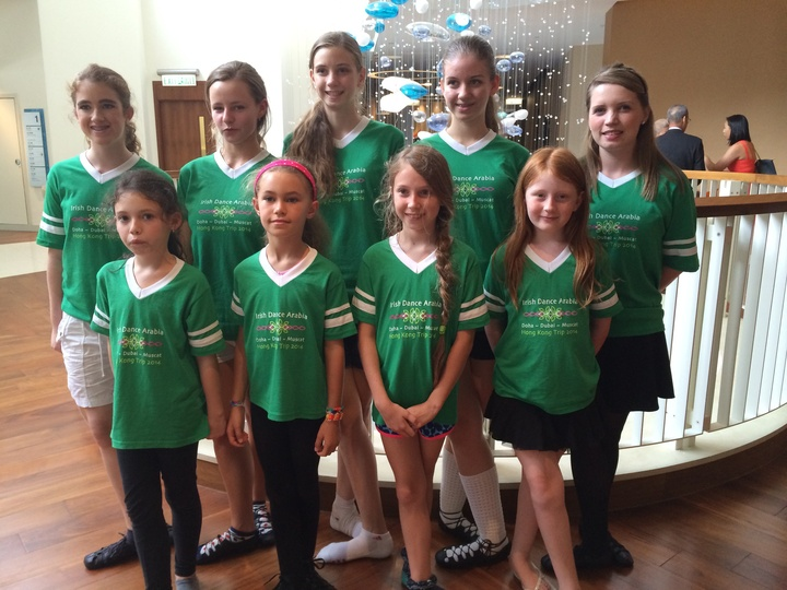 Hong King Feis 2014 T-Shirt Photo