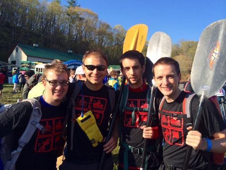 Rev3 Epic Adventure Race T-Shirt Photo