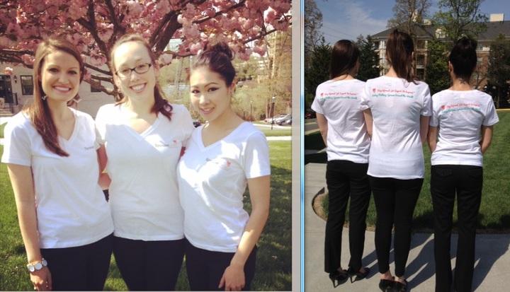 #Spouse Link2014 T-Shirt Photo