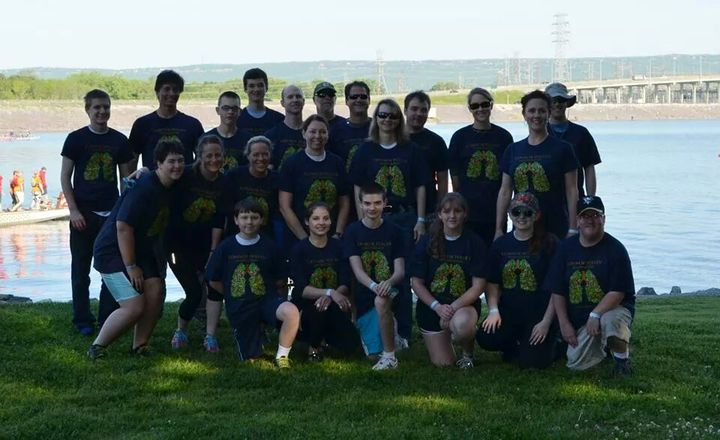 Dragon Boat Race 2014 T-Shirt Photo