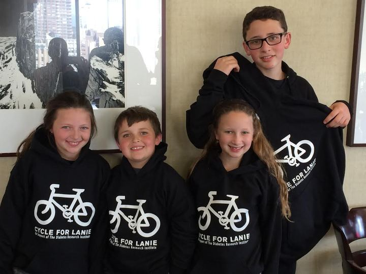 Cycle For Lanie T-Shirt Photo