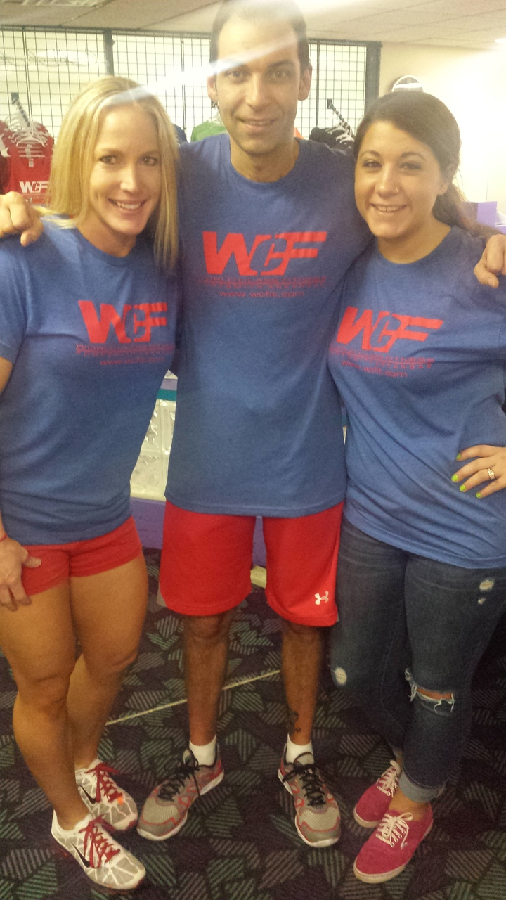 Wcf Team T-Shirt Photo