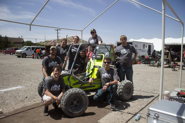 Uw Milwaukee Baja Sae Heads To Texas T-Shirt Photo