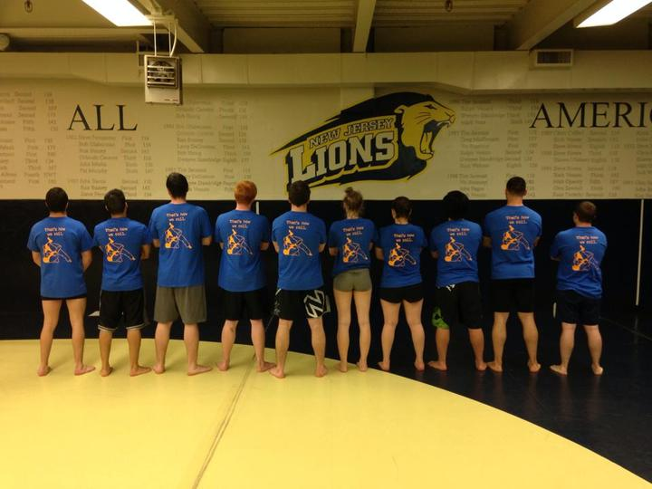 Mixed Martial Arts Club T-Shirt Photo