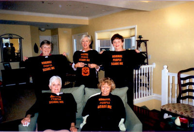 Normal Women Reunion T-Shirt Photo