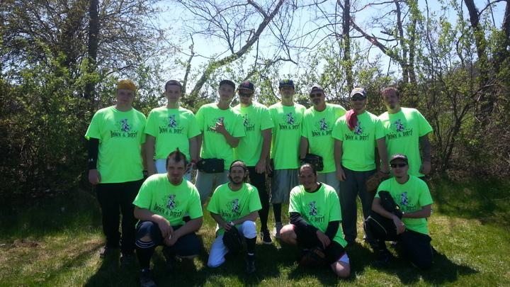 Team Pic T-Shirt Photo