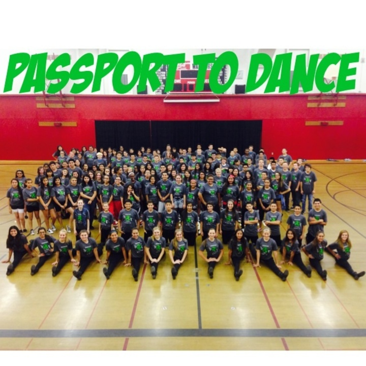 Passport To Dance Cast T-Shirt Photo