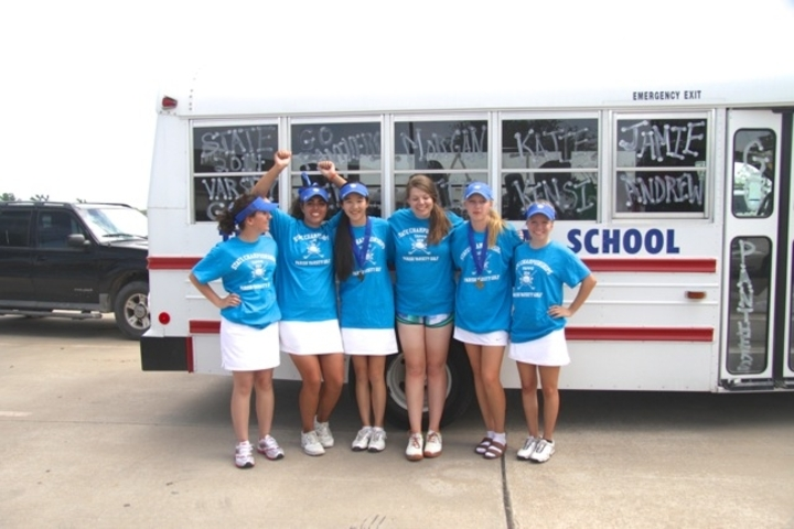 Parish Varsity Golf At State Championships! T-Shirt Photo