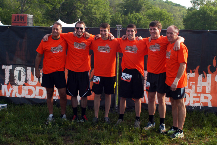 Tough Mudder Atlanta Ga. T-Shirt Photo