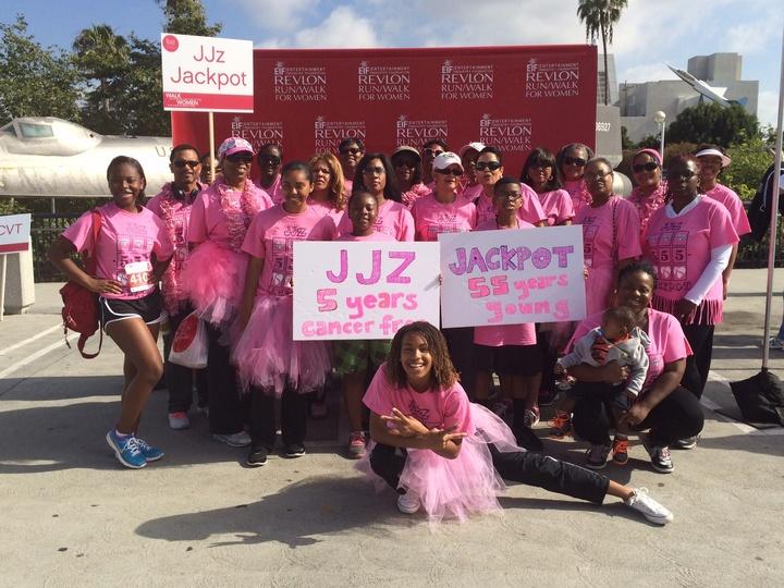 Team J Jz Jackpot T-Shirt Photo