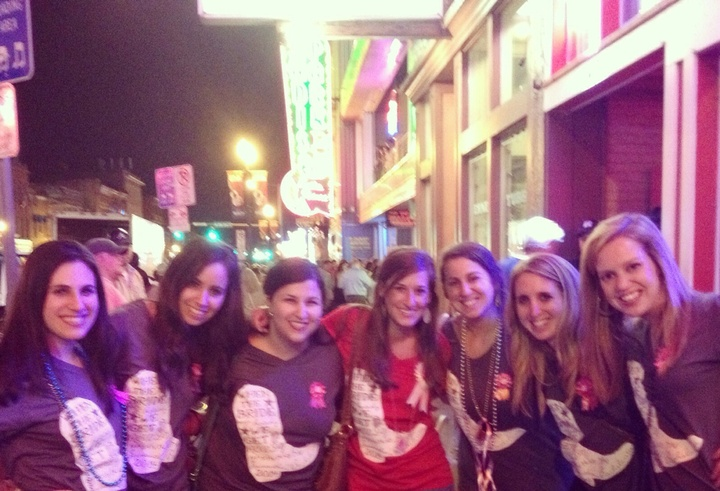 Bachelorette In Nashville! T-Shirt Photo