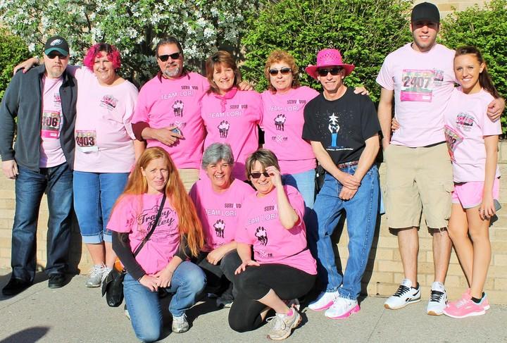 Breast Friends T-Shirt Photo