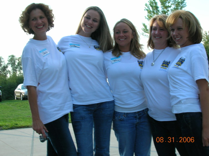 The Beautiful Hertzberg Girls Of Sterling, Michigan! T-Shirt Photo
