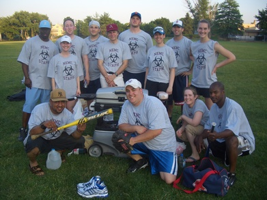 Tufts Nemc 2007 Softball Team T-Shirt Photo