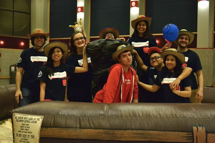 Stony Brook University's Weekend Life Council! T-Shirt Photo