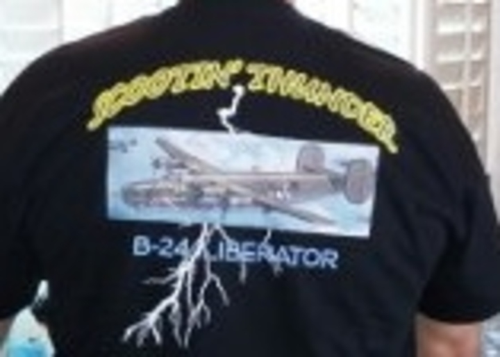 B 24 Liberator T-Shirt Photo