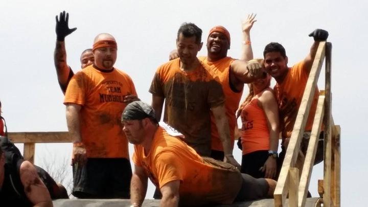 Teamwork At It's Finest! T-Shirt Photo