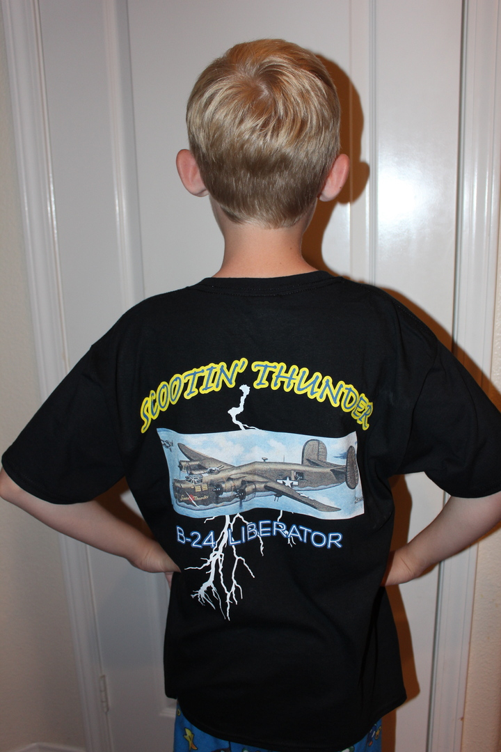 Holden Back 1 T-Shirt Photo